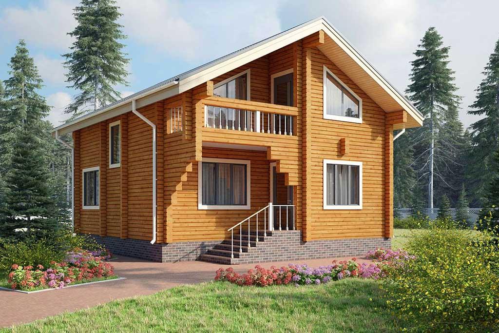 Строительство домов из бруса в Архангельске